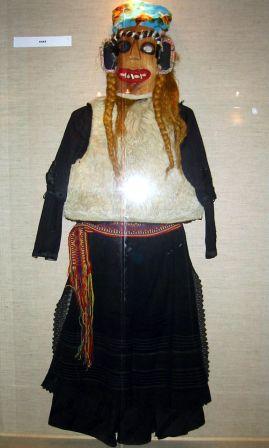 mască de babă