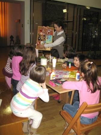 atelier de creativitate martisoare