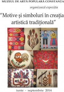 Motive si simboluri in creatia artistica populara