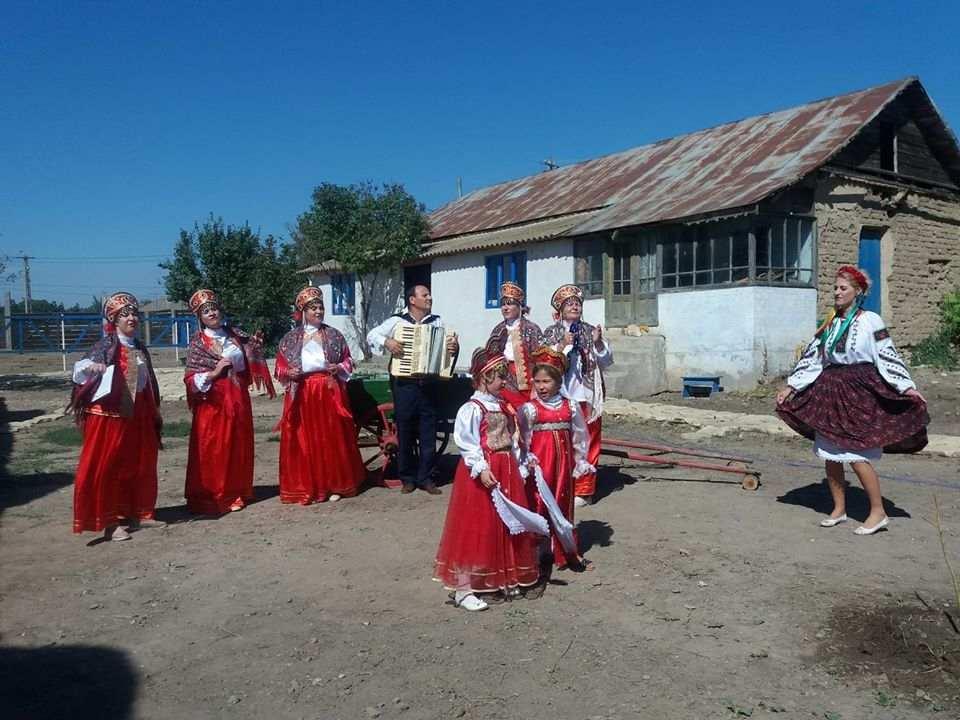 Memoria satului dobrogean Visina